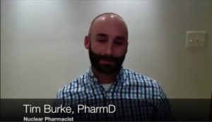 Tim Burke Joins us on The Nontraditional  Pharmacist to share his story about working as a nuclear pharmacist